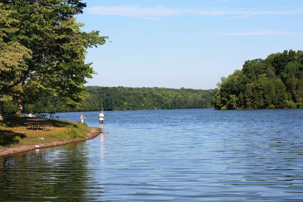 Montgomery - meilleurs endroits pour pecher