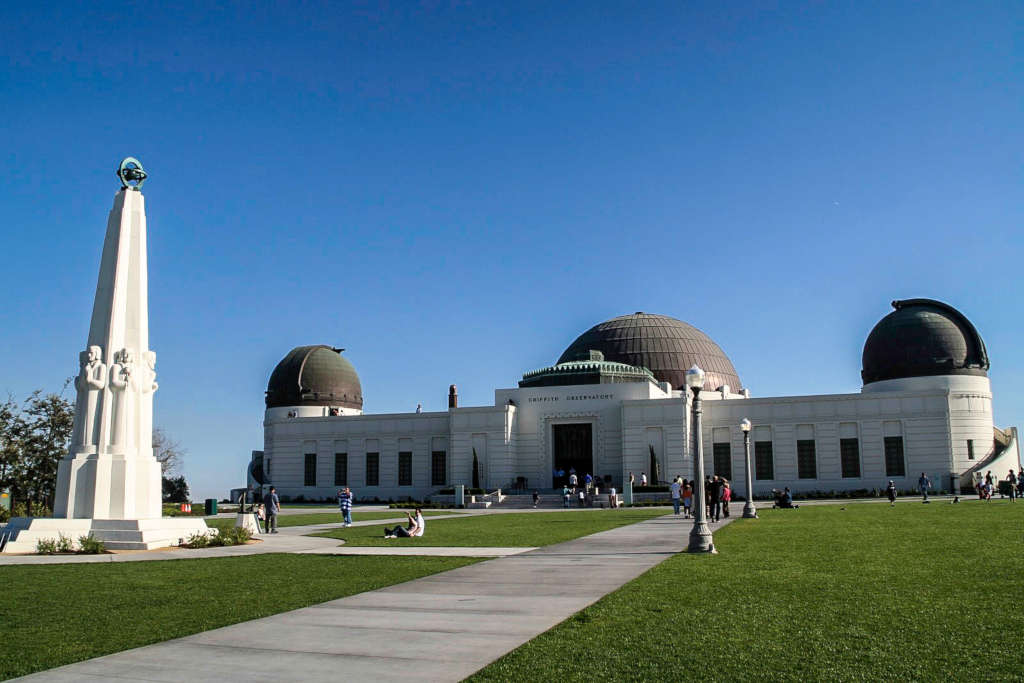 Observatoire Griffith de Los Angeles