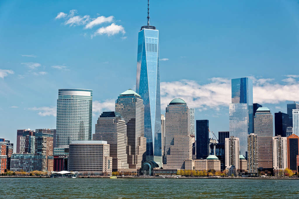 Le World Trade Center de New York